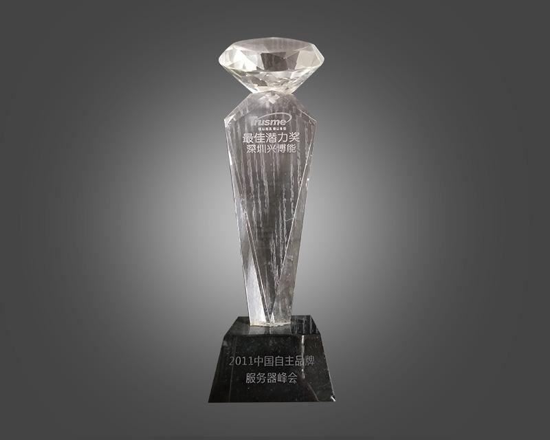 2011年最佳潜力奖